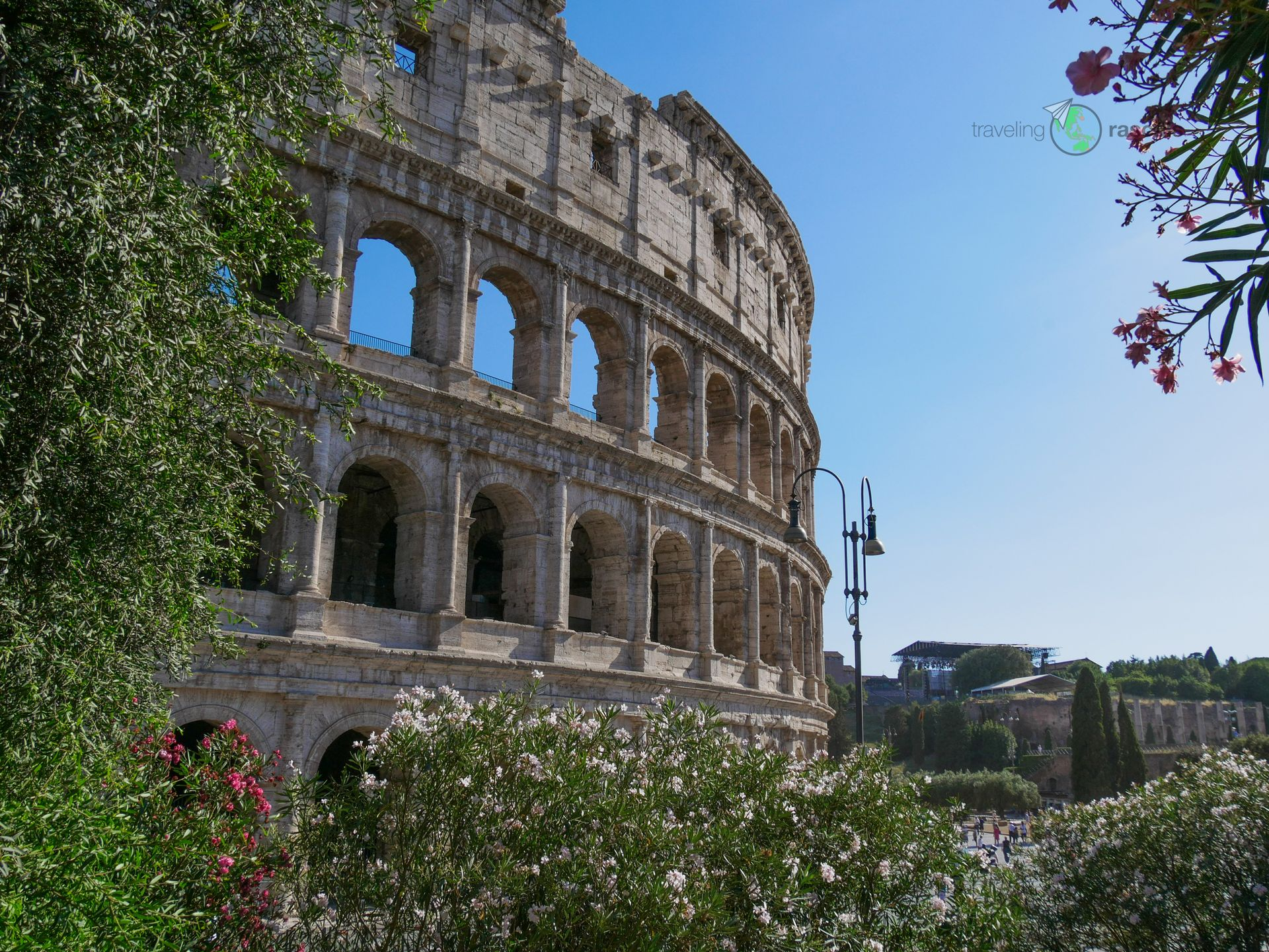 Rome – the city of love